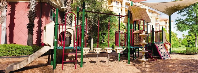 Wyndham Bonnet Creek Resort playground