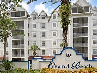 Grand Beach I & II - Two Bedroom - DRI