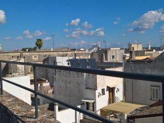 casetta in centro storico tra ionio e adriatico