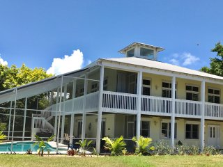 Tropical Key West Style Pool Home - 4 Bed & 4 Baths
