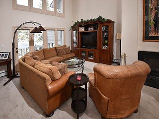 Your family and friends will enjoy this spacious rental home, back yard and deck