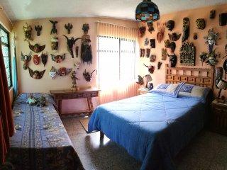 Cabaña de los abuelos / Grandpa's cabin