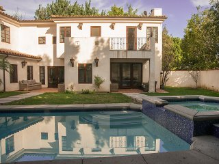 Private Spanish Estate w/ Pool & Spa in HLWD Flats
