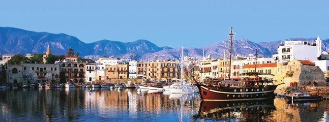 Kyrenia Harbour - only 25 min away