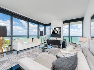 Full Oceanfront 3 Bedroom at W South Beach -1229