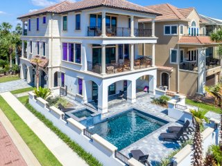 NORA'S REST: Destiny by the Sea's Newest! $3mil Smart Home Mansion. Completed