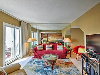 NEW! 2BR Panama City Beach Condo w/ Ocean Views!