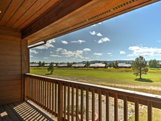 Scenic Pagosa Springs Duplex Near Wolf Creek Ski!