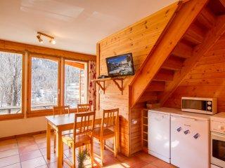 L'Elva: Hameau des Chazals Nevache Hautes Alpes