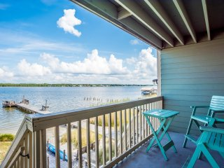 Summerhouse West / 1BR 2BA Condo / Lagoon Views / New 2018 Rates!