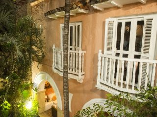 Historic Colonial Villa in Cartagena