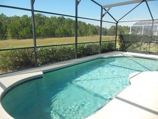 335BD. Stunning Modern 3 Bed 2 Bath Pool Home with Jacuzzi Only 9 miles from Dis