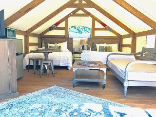 FALL SPECIAL! * GeronimoCreekRetreat! - Insulated w/ AC&Heat Kayaks & Hot Tub