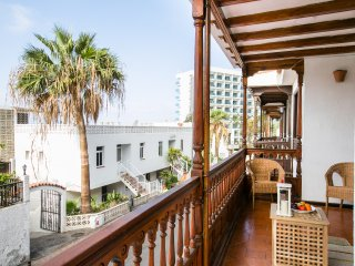 2 bed in Center of Los Gigantes, beach