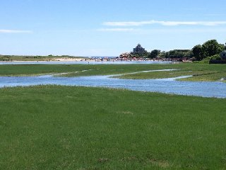 Good Harbor Escape: Swim or walk over to Good Harbor Beach!