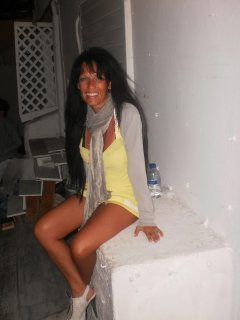 Zoi your hostess always available to organize your stay