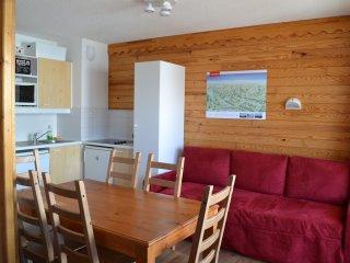 Appartement 6 pers - Pieds des pistes - Valmeinier 1800