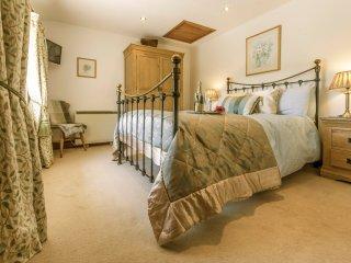 Old Byre bedroom