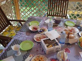 bed and breakfast dal Pozzo  stanza lumaca e tartaruga