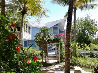 Blue Villa - 3/4BR On Grace Bay Beach