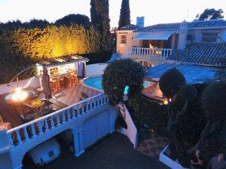 Fabulous 5* reviews Villa in Puerto Banus / Marbella
