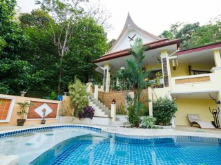 Ban Nop Pring Villa Sleeps 6 with Pool Air Con and Free WiFi - 5767142