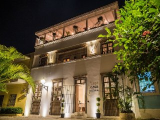 Beautiful, 4 bedroom house in the centre of the colonial city of Santo Domingo