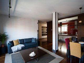 Moderno Apartamento en Chamberí