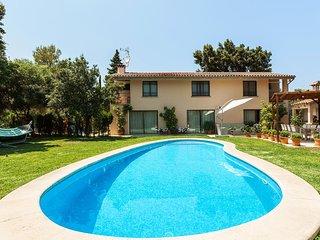 Casa de Campo entre Alcudia y Pollensa con piscina y jardín 4428
