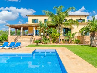 SALINES DE CAN BOU - Villa for 8 people in Ses Salines