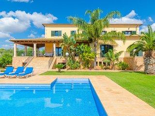 SALINES DE CAN BOU - Villa for 8 people in Ses Salines