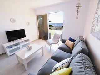 Apartamentos Ocean View.1a linea de Playa. Impresionantes vistas al mar y playa.