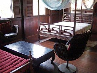 Superior Homestay Family Room.