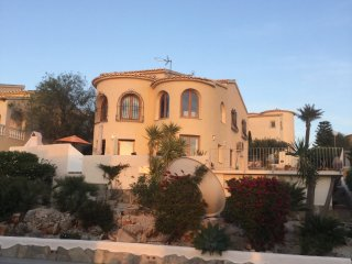 Casa Gilly 4 bed detached villa sleeps 8 with private pool and stunning views.