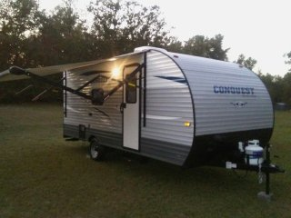 Brand New RV Travel Trailer