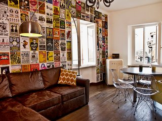 Casa Malichi - Retro Apartment - Rock