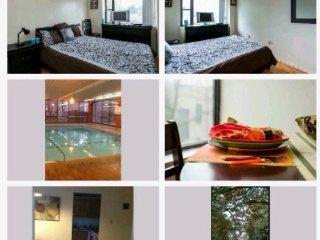 Cozy 4th floor apt