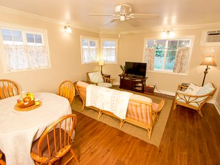 1BR Private Home; Walk into the Heart of Lahaina Town!
