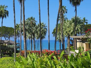 Wailea Elua #701: Ocean View, Large Lanai, Close to Pool