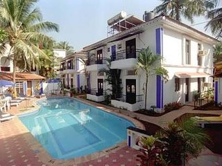 Cozy 2 bedroom Apartment in Baga, 400 Mtrs from Beach