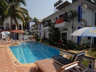 Beautiful 2 Bedroom Huge Apartment in Baga, 400 Metres from the Beach