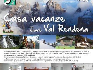 Casa Vacanze Javrè