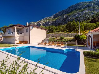 Modern VILLA BEYBE with private pool 50m2, billiards, mini golf, 3 bedrooms