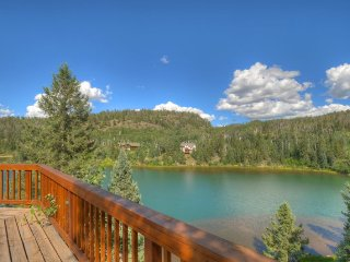Lake View House. Private Home w Multiple Decks, Lake View, Purgatory Resort Area