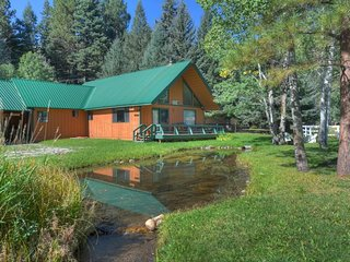Aspenwood Cabin at Vallecito Lake
