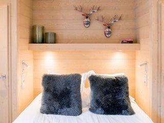 Le C - A10 - Appartement chaleureux dans residence neuve centre Courchevel 1650