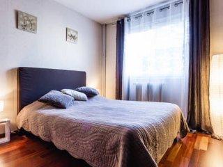 Appartement 60m2 avec 2 chambres a 15 min du centre