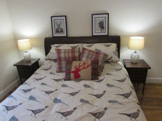 Beautiful 1 bedroom town centre apartment - with luxury touches throughout