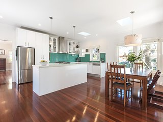 Open, stylish and beachy home in North Manly