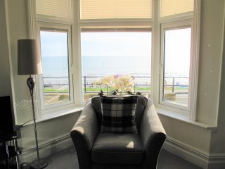 NEW FOR 2018 Seafront House with stunning views in Filey